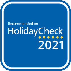 Holiday Check Award Hotel Garnì Francesco